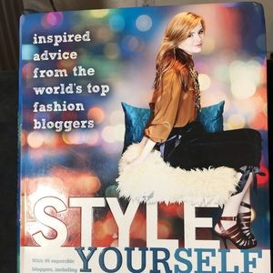 """Style Yourself"" book"